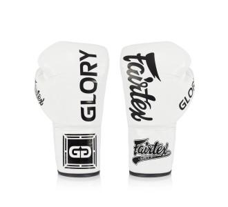 Перчатки боксерские Fairtex (BGLG-1 white)