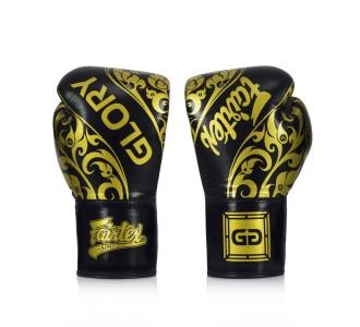 Перчатки боксерские Fairtex (BGLG-2 black)