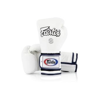 Перчатки боксерские Fairtex (BGV-9 Mexican Style White)