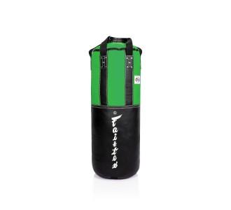 Боксерский мешок Fairtex (HB-3 black/green)