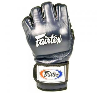 Перчатки MMA Fairtex (FGV-12 blue)