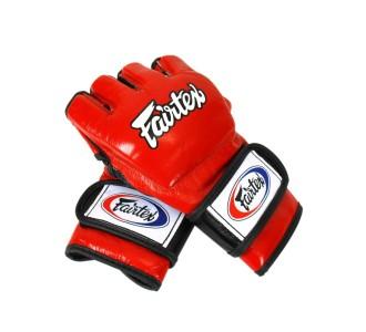 Перчатки MMA Fairtex (FGV-12 red)
