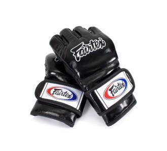 Перчатки MMA Fairtex (FGV-12 black)