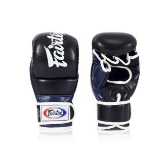Перчатки MMA Fairtex (FGV-18 blue)