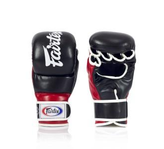 Перчатки MMA Fairtex (FGV-18 red)
