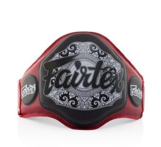 Пояс тренера Fairtex (BPV-3 red/black)