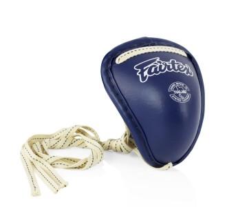 Защита паха Fairtex (GC-2 blue)