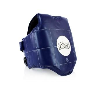 Детский защитный жилет Fairtex (PV-1 blue)