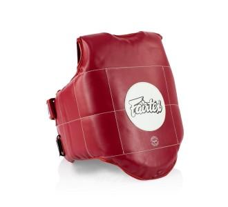 Детский защитный жилет Fairtex (PV-1 red)