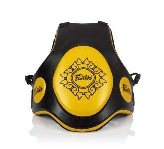 Защитный жилет Fairtex (TV-2 yellow)