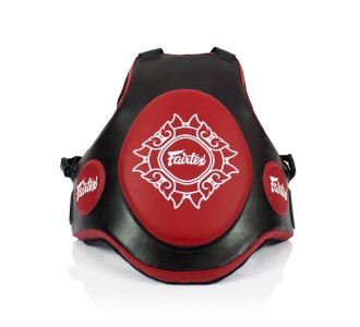 Защитный жилет Fairtex (TV-2 red)