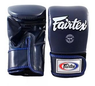 Тренировочные снарядные перчатки Fairtex (TGT-7 blue)