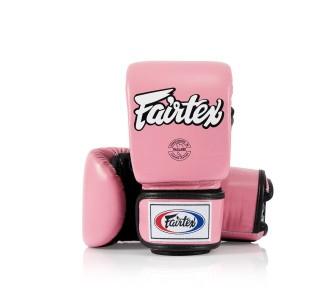 Тренировочные снарядные перчатки Fairtex (TGO-3 pink)