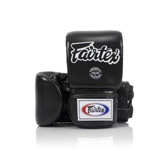Тренировочные снарядные перчатки Fairtex (TGO-3 black)