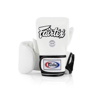 Тренировочные снарядные перчатки Fairtex (TGT-7 white)